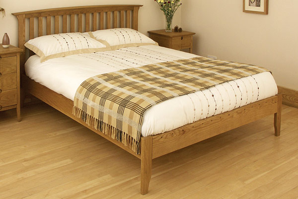 New England Bed Frame Single 90cm