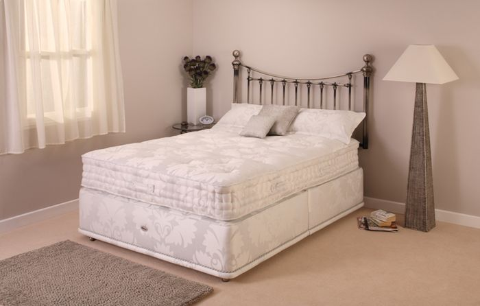 Relyon Duchess 2ft 6 Small Single Divan Bed