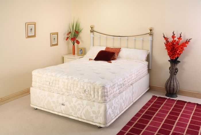 Relyon Marquess 3ft Single Divan Bed