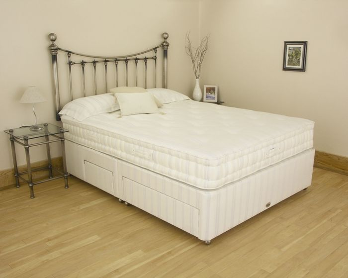 Relyon Orthopocket 2ft 6 Small Single Divan Bed