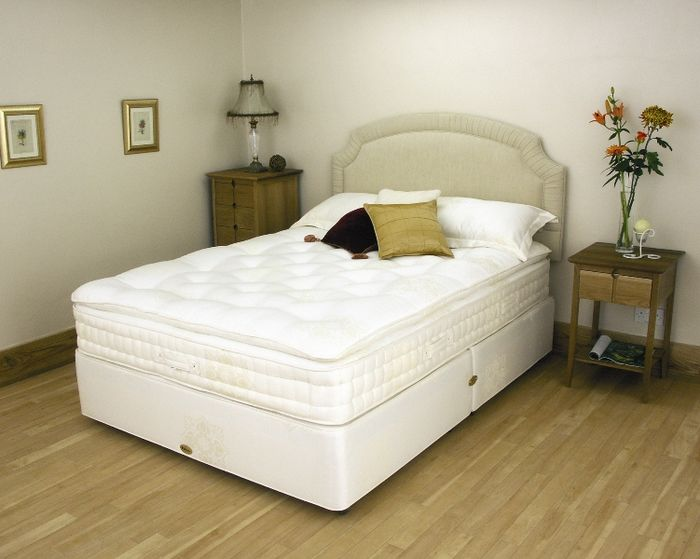 Relyon Rest 2ft 6 Small Single Divan Bed