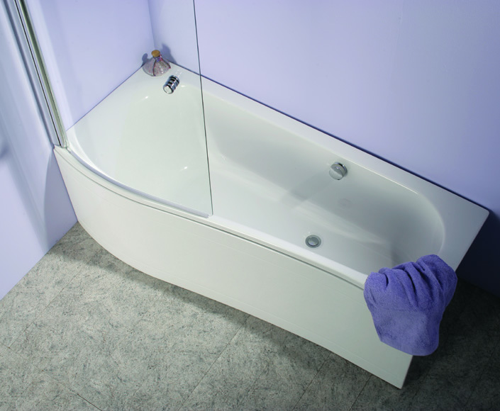 Space Saver Bath