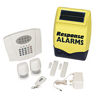Response Home Security And Burglar Alarms