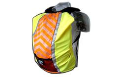 High-Viz Hump rucsac cover - waterproof