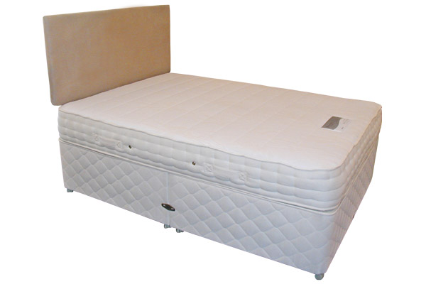 Rest Assured Affinity 1000 Memory Foam Divan Bed Double Divan Bed Review Compare Prices Buy