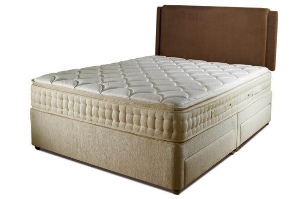 Esprit king size beds for 180 cm divan