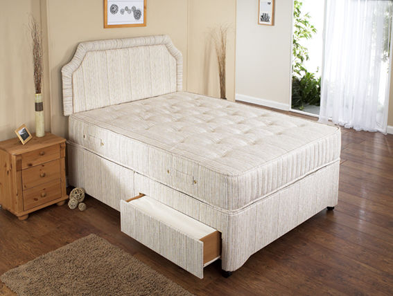 Sandringham 4ft 6 Double Divan Bed