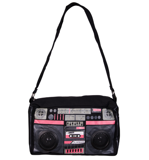 Retro Boom Blaster Speaker Bag product image