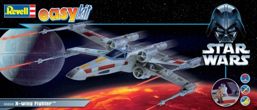Revell Star Wars X-Wing Fighter Kit