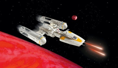Revell Star Wars Y-Wing Fighter Kit