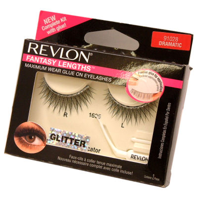 Fantasy Lengths Glue-On Lashes Playful