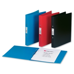 Budget Ring Binder Semi-rigid
