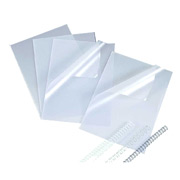 Rexel Glossy PVC Covers product image