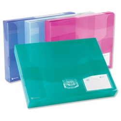 Ice Document Box Polypropylene 40mm A4