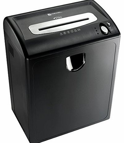 Rexel P180CD Strip Cut Paper Shredder (Shreds CD and Credit Cards)