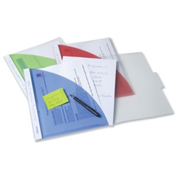 Rexel Smart Desk Folder Polypropylene Durable A4
