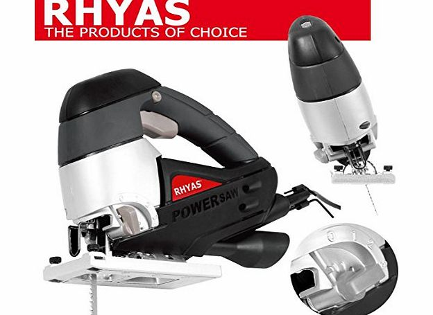 Rhyas Power 710w Pendulum Electric Jig Saw Jigsaw product image