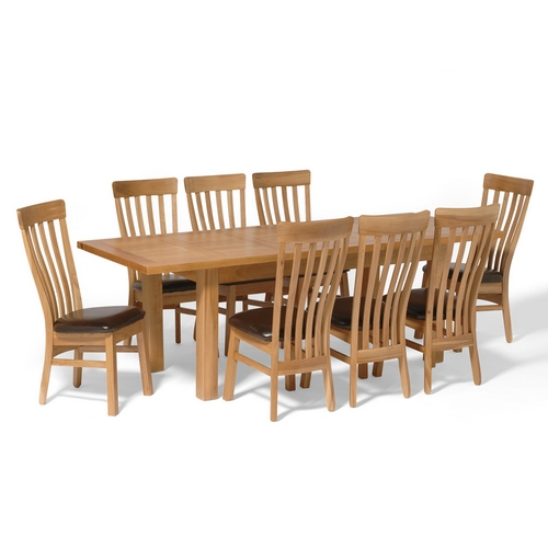 Beautiful Richmond Oak Large Dining Set with 8 Classic Oak 500 x 500 · 89 kB · jpeg