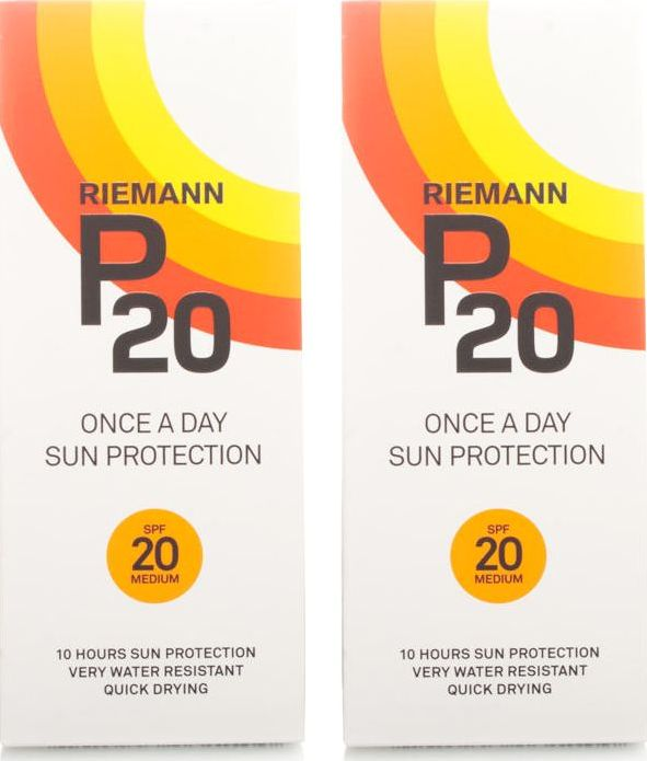 Riemann, 2102[^]0066270 P20 Once A Day Sun Filter Lotion SPF20 -