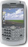 BlackBerry 8300/8310/8320 Skin (White) (White)