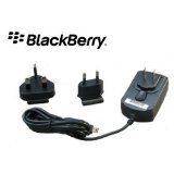 Original Blackberry Micro USB Mains Charger for STORM, 8900, 8220 JAVELIN