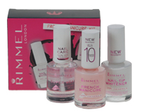 French Manicure Kit 3x12ml