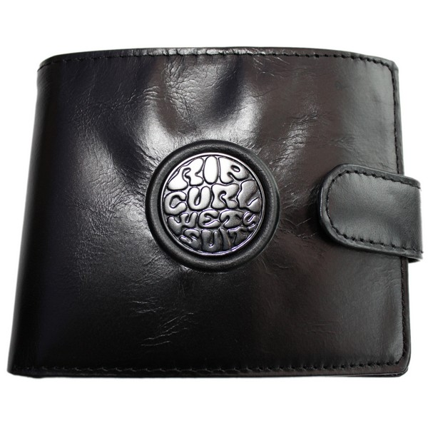 Rip Curl Black Rippen Rubber Wallet by product image