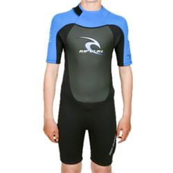 Boys Jnr Spring Shortie Wetsuit