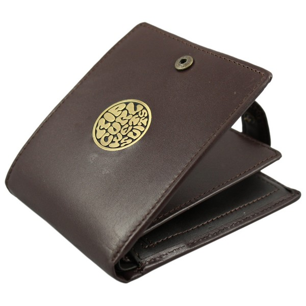 Rip Curl Brown Rippy Rubberised Wallet by product image
