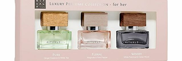 RITUALS Perfume Collection for Her 3 x 10 ml product image