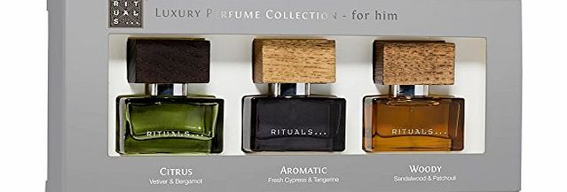 RITUALS Perfume Collection for Him 3 x 10 ml product image