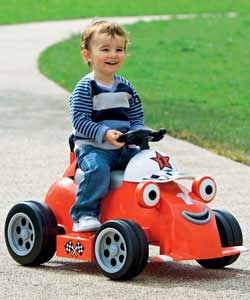 Battery Operated 6v Racing Car - review, compare prices, buy online
