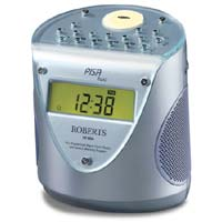roberts dual alarm clock radio instructions