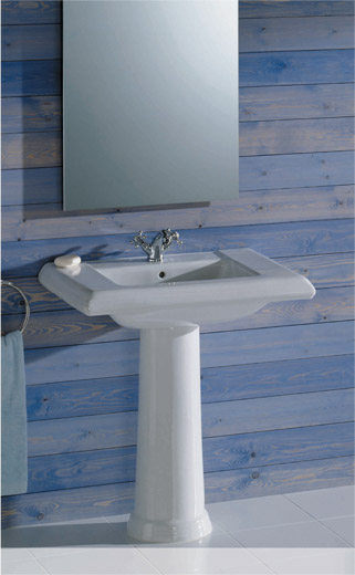 New Classical Basin and Pedestal