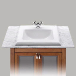 New Classical Counter Top Basin