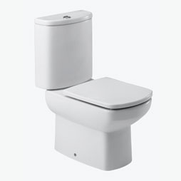 Senso Close-Coupled WC