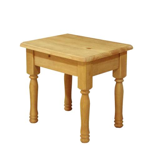 Rochester Pine Furniture Rochester Dressing Table Stool
