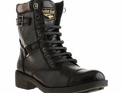 rocket dog Black Thunder Boots