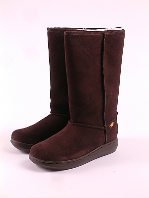 Rocket Dog Sugar Daddy Ladies Boots - Tribal Brown