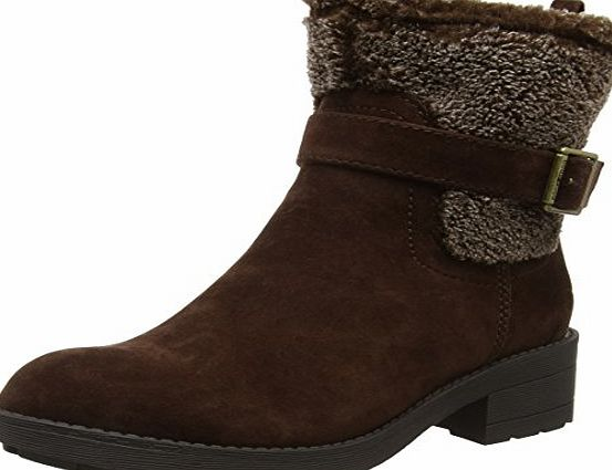 Rocket Dog Womens Terrian Ankle Boots, Brown (Hush/Glaze Tribal Brown), 6 UK 39 EU