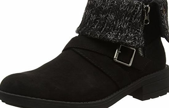 Rocket Dog Womens Tobie Ankle Boots, Black (Coast/Charlie Black), 6 UK 39 EU