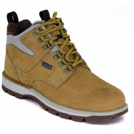 Rockport Logo on HeelPadded Collar and TongueWaterproofSuede Leather Uppers - CLICK FOR MORE INFORMATION