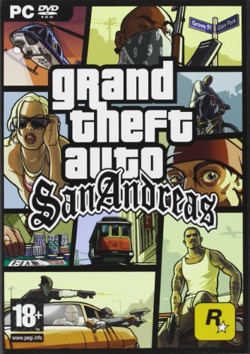 Rockstar Games GRAND THEFT AUTO SAN ANDREAS PC