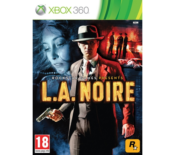 LA NOIRE - Xbox 360 Game - CLICK FOR MORE INFORMATION