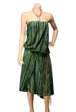 Milly Cotton Eyelet Strapless Dress - ShopWiki