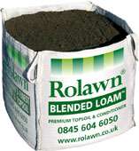 Rolawn Blended Loam (approx 1m³ when packed)