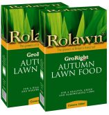 Rolawn GroRight Autumn Lawn Food Twin Pack product image