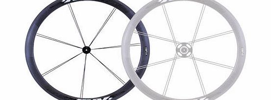 Tdf4 Sl Carbon Tubular Road Front Wheel