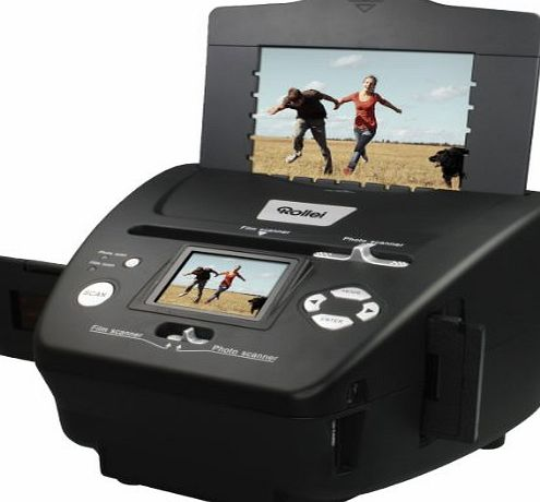 Rollei PDF-S 240 SE Handheld, Film and Imaging Scanner
