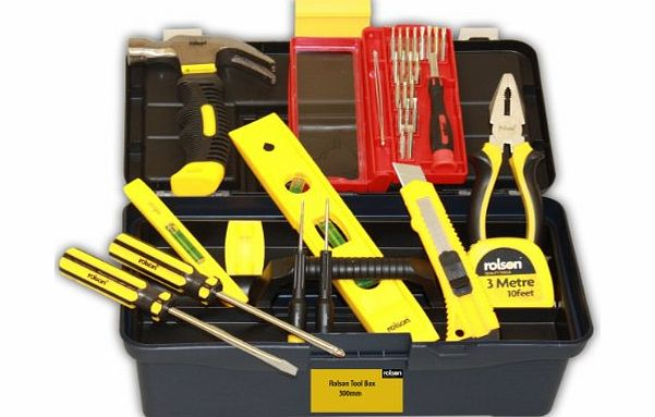 Rolson 36840 House Hold Tool Kit product image